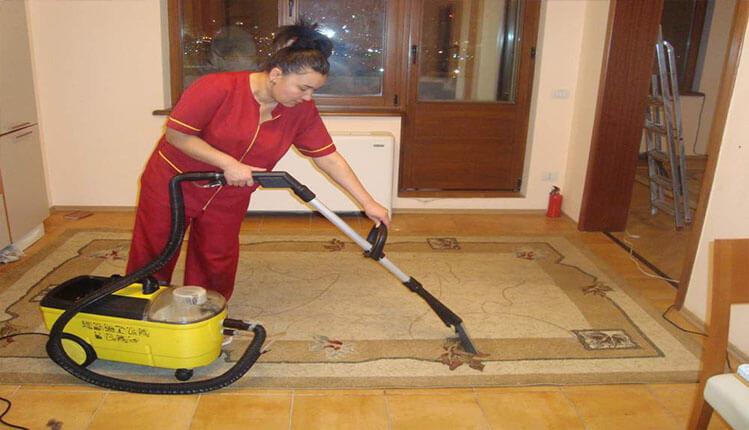 Химчистка (чистка) ковров на дому