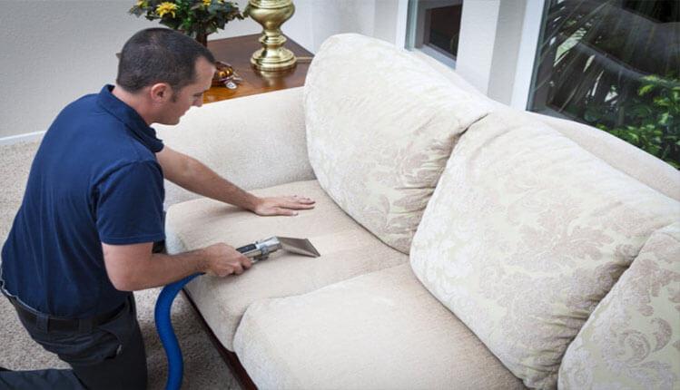 Сухая химчистка (чистка) диванов